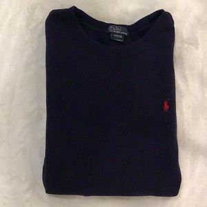 Polo by Ralph Lauren fleece sweatshirt boys